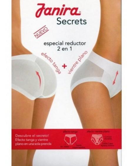 Braga Vientre Plano Secrets 1030754 Janira