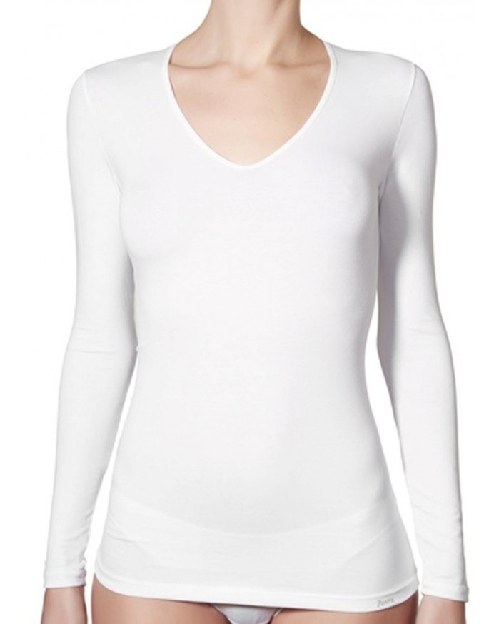 Camiseta M/Larga Perfect-Day Cotton 1045206 Janira