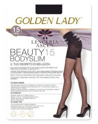 Panty Faja Beauty 15 Bodyslim Golden Lady. 3 UDS