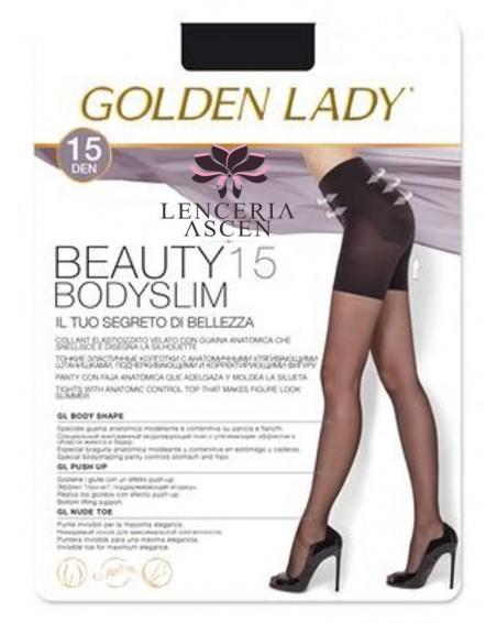 Panty Faja Beauty 15 Bodyslim Golden Lady