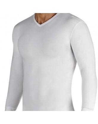 Camiseta M/Larga C/Pico Thermo 1367606 Impetus