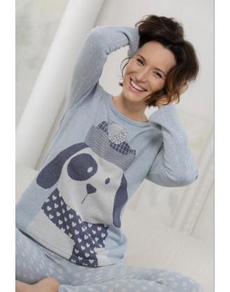 Pijama Invierno Señora P671267 Massana