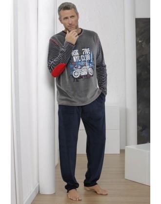 Pijama Invierno Caballero P671338 Massana