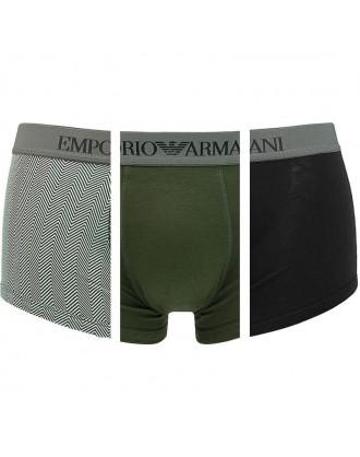 Boxer 111625-07781 Pack 3 Emporio Armani