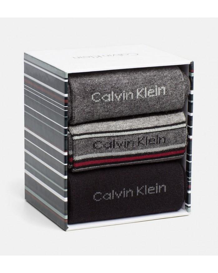 Calcetin Caballero ECC265-98 Pack 3 Calvin Klein