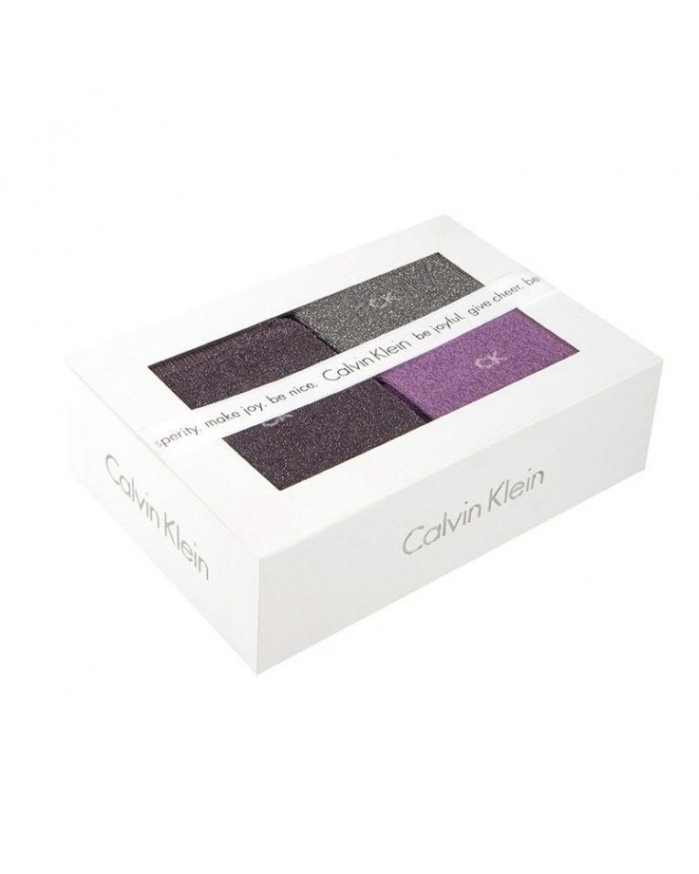 Calcetin Señora ECD541-98 Pack 3 Calvin Klein