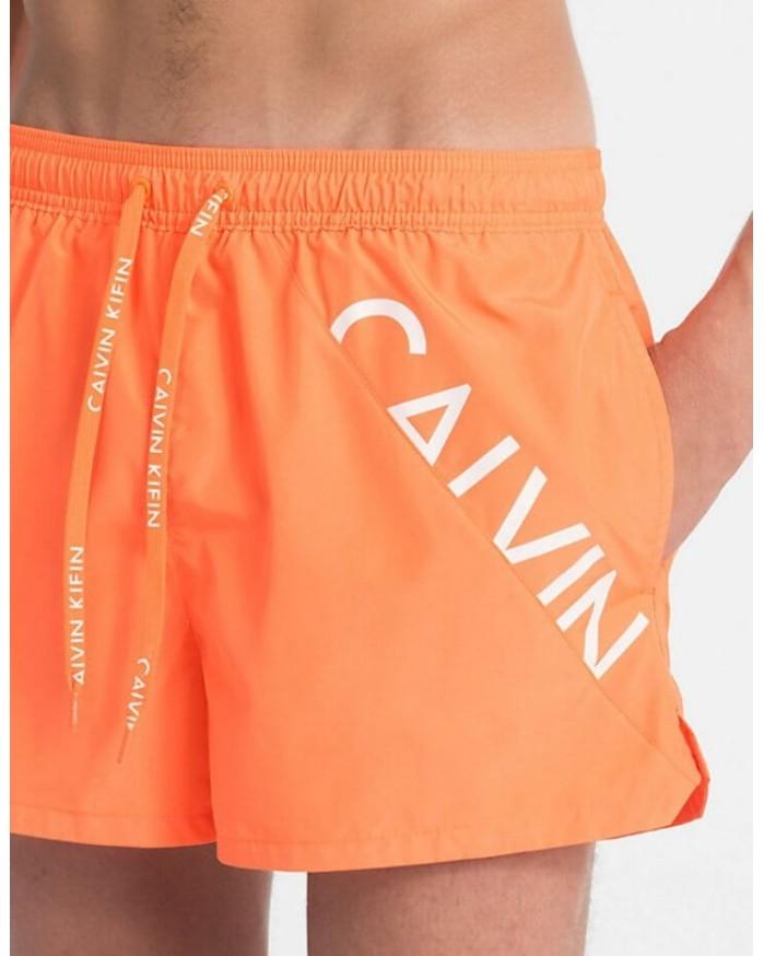 Bañador Short Drawstring KM0KM00161-807 Calvin Klein