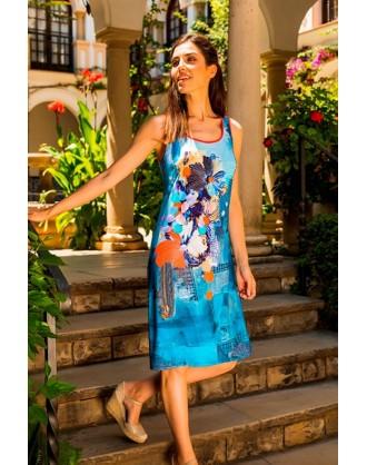 Vestido Verano 1MABEL Barandi
