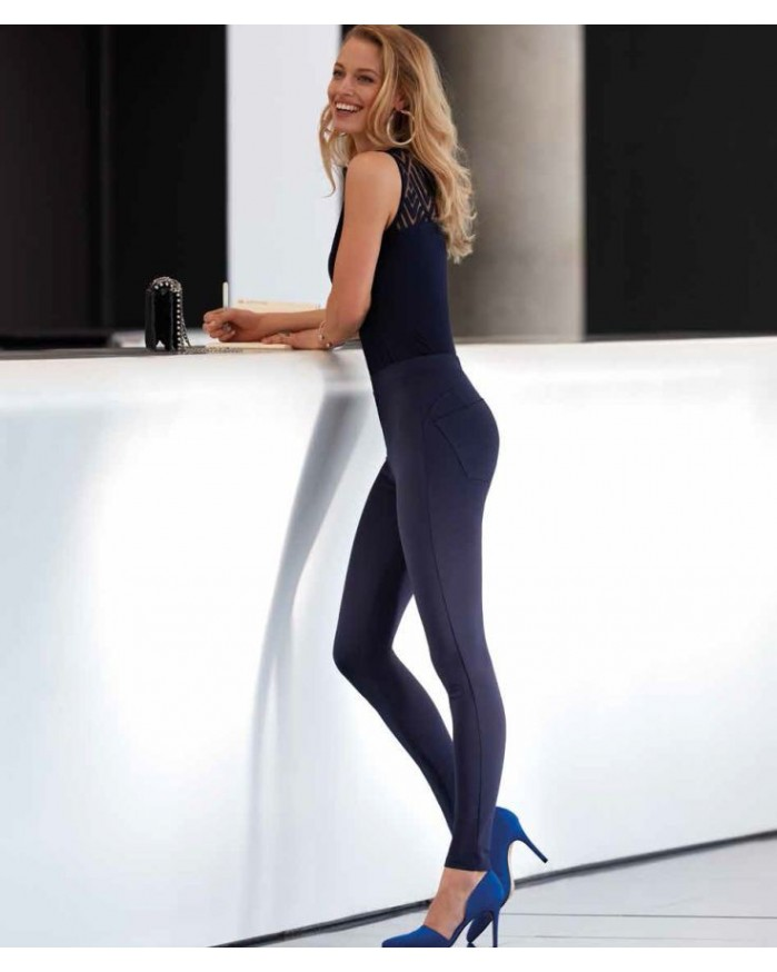 Leggings Push-Up Vientre Plano Milano 1025071 Janira