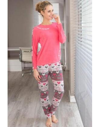 Pijama Invierno Señora P681235 Massana
