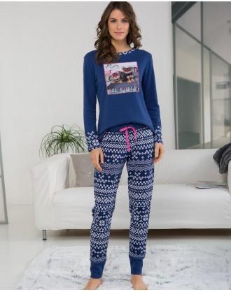 Pijama Invierno Señora P681201 Massana