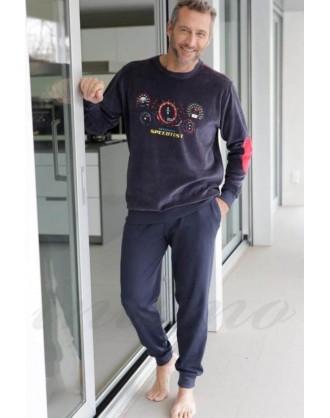 Pijama Invierno Caballero P681310 Massana