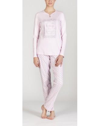 Pijama Invierno Señora 182112 Señoretta