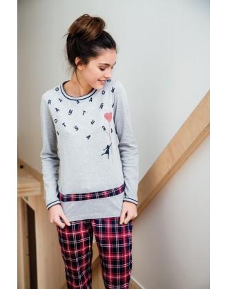 Pijama Invierno Señora 182166 Señoretta