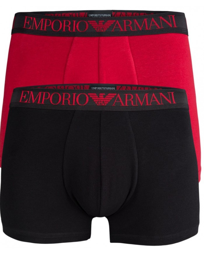 Boxer 111769-60020 Pack 2 Emporio Armani