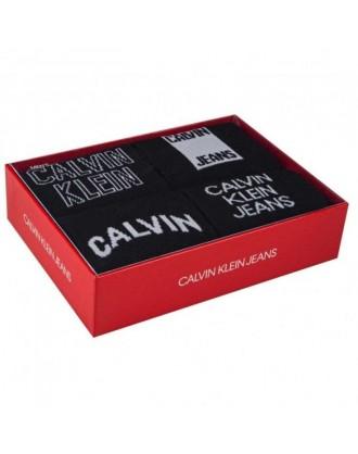 Calcetin Caballero ECF279-00 Pack 4 Calvin Klein