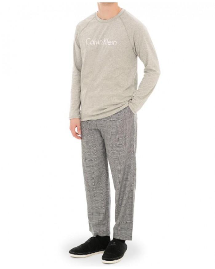 Pijama Invierno Caballero NM1591E-UJK Calvin Klein