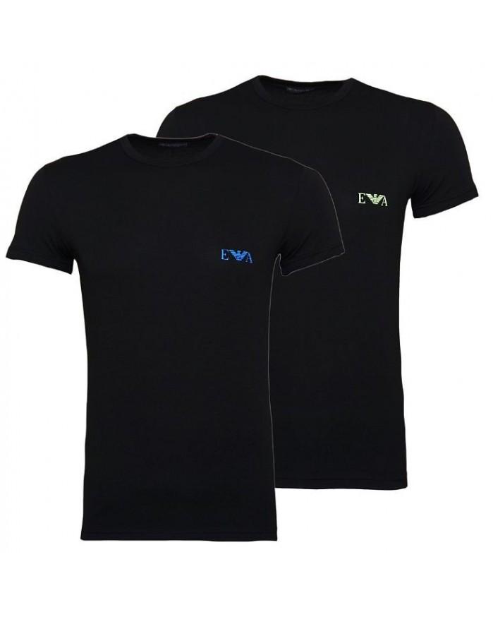 Camiseta M/Corta 111670-17020 Pack 2 Emporio Armani