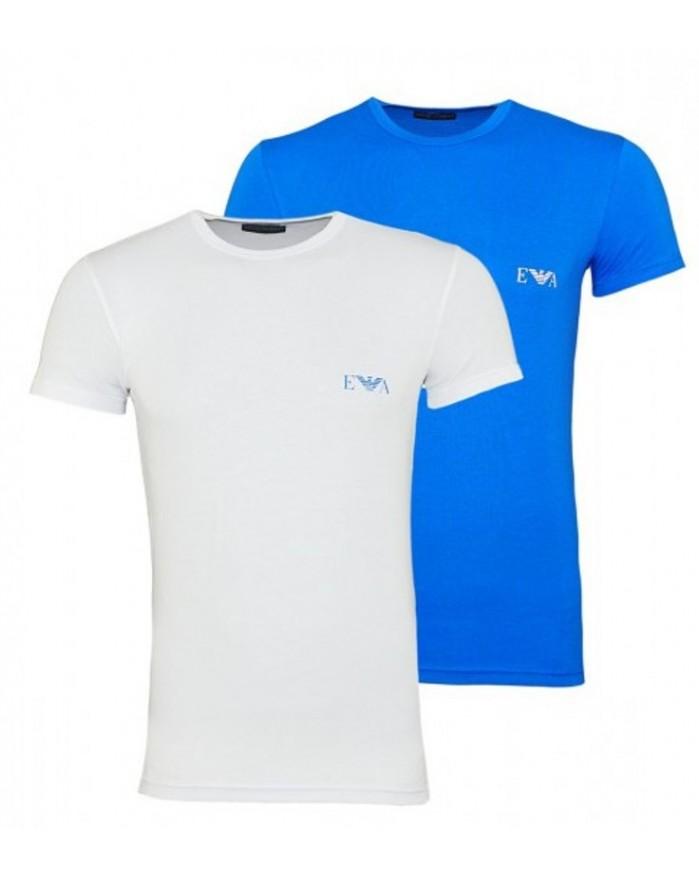 Camiseta M/Corta 111670-14210 Pack 2 Emporio Armani