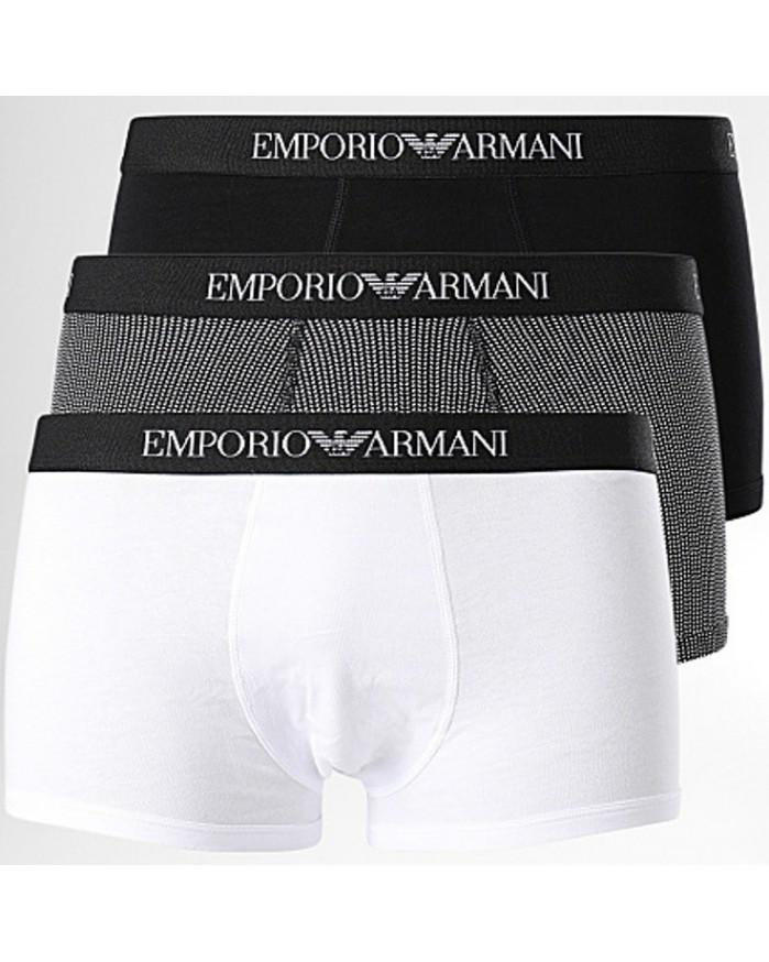 Boxer 111625-9P722-54320 Pack 3 Emporio Armani