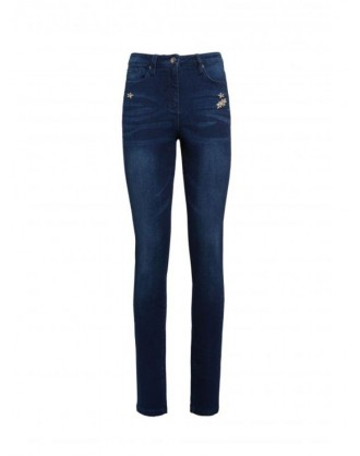 Leggings Jeans Strass A013114PM Philippe Matignon