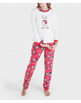 Pijama Invierno Señora P691207 Massana