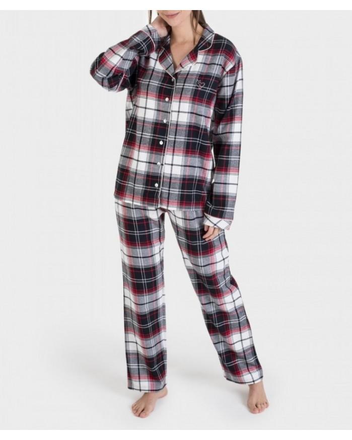 Pijama Invierno Señora P691227 Massana