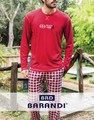 Pijama Invierno Caballero OSCAR-11 Barandi