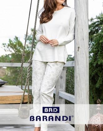 Pijama Invierno Señora SILVIA-11 Barandi
