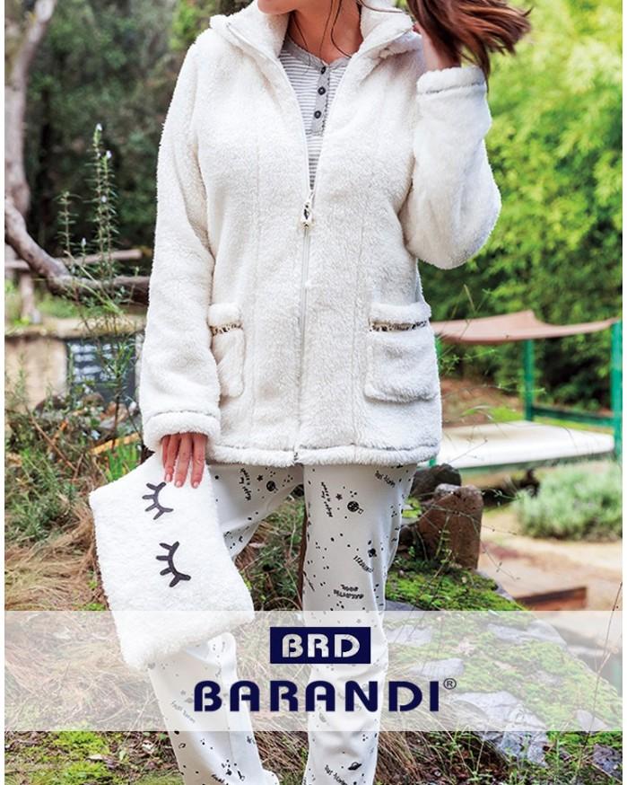 Pijama Invierno Señora SOUL-11 Barandi