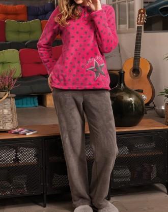 Pijama Invierno Señora 192117 Señoretta