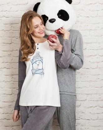 Pijama Invierno Señora 192151 Señoretta