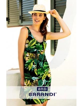 Vestido Verano GREEN-1 Barandi