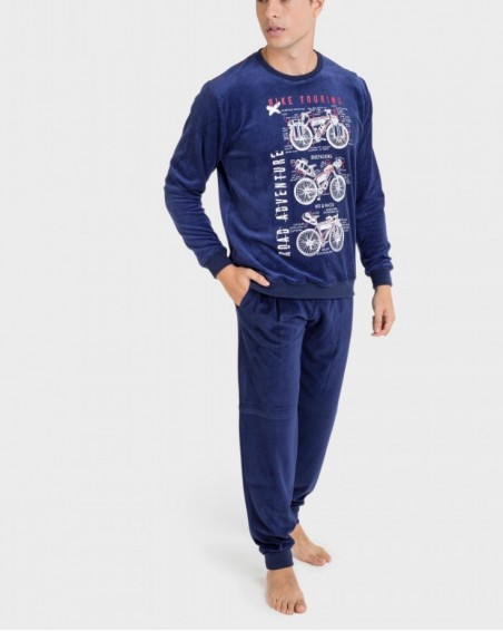 Pijama Invierno Caballero P701306 Massana