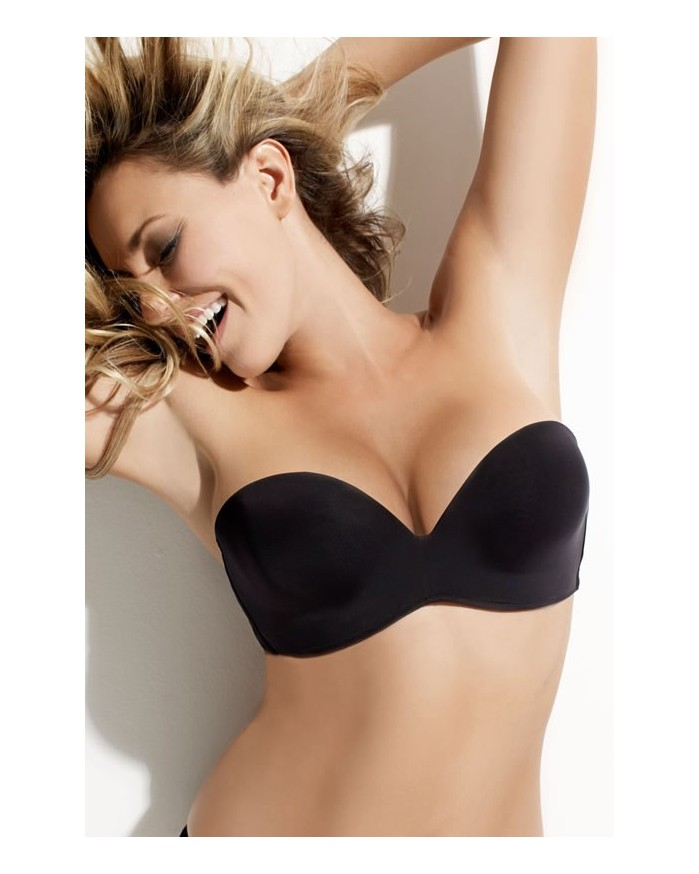 Sin Tirantes Realce Perfect Strapless
